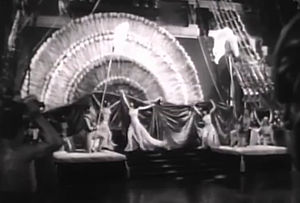LeRoy Prinz - Prinz clashed with Agnes de Mille while staging dances for her uncle's film Cleopatra (1934).