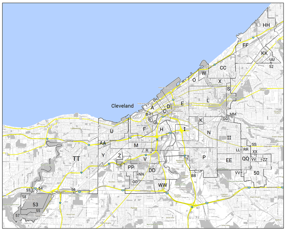 Cleveland Annexation Map 4-Color Final