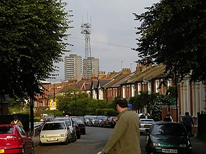 History of Brentford F.C. (1889–1954) - Image: Clifden Road, Brentford geograph.org.uk 57311