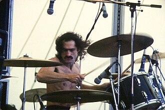 Cliff Davies (musician) - Image: Cliff 05