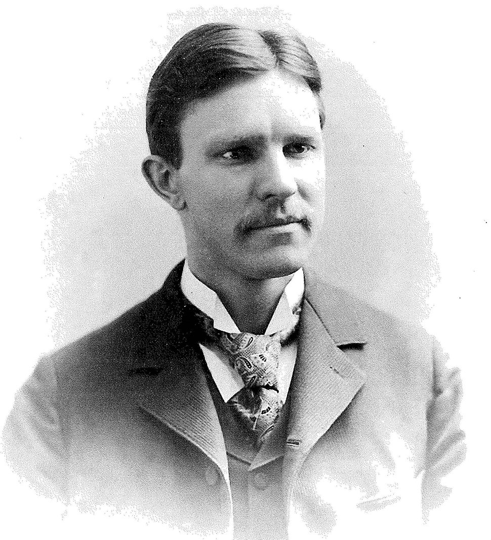 Clifford Noble in 1893