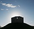 Cliffords Tower Silhouette.jpg