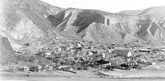Clifton, Arizona - Image: Clifton in 1903