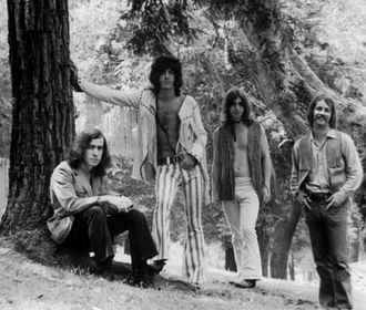 Climax (band) - The band in 1970.