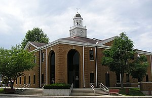 Clinton County, Kentucky - Image: Clinton County Kentucky courthouse
