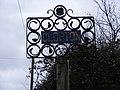 Clopton Village Sign - geograph.org.uk - 1126957.jpg