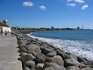 New Plymouth - Coastal Walkway in New Plymouth