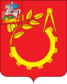 Coat of Arms of Balashikha with canton.png