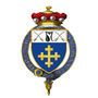 Coat of Arms of Hastings Ismay, 1st Baron Ismay, KG, GCB, CH, DSO, PC, DL.png