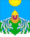 Coat of Arms of Novopetrovskoe (Moscow oblast).png