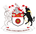 Arms of Northamptonshire County Council