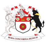 Coat of arms of Northamptonshire County Council.png