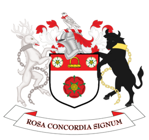 Northamptonshire County Council - Image: Coat of arms of Northamptonshire County Council