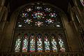 Cobh St. Colman's Cathedral North Transept Rose Window 2015 08 27.jpg