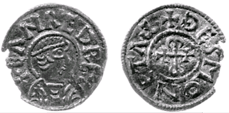 Eanred of Northumbria - Coin of King Eanred