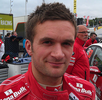 2013 British Touring Car Championship - Colin Turkington, seen here in 2011, returned to the BTCC for the first time since winning the 2009 Drivers' Championship.