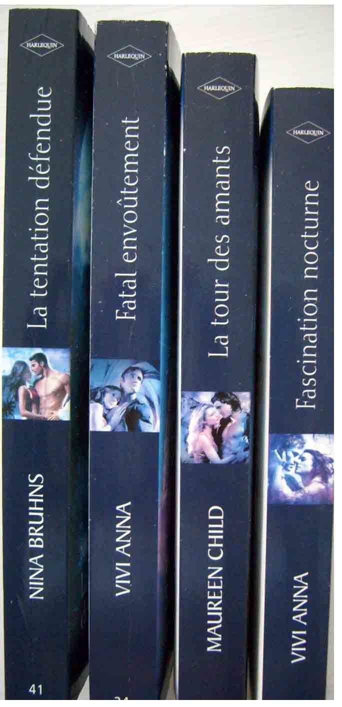 Collection Nocturne de Harlequin