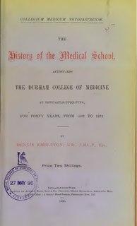 Newcastle University Medical School