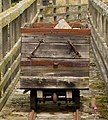 Colliery spoil wagon, Beamish Museum, 28 August 2013.jpg