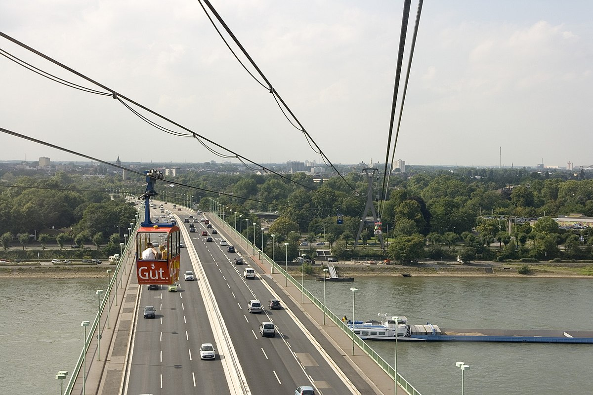 Cable Car Over Thames Cost