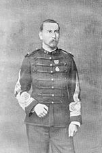 Le Colonel Dominé en 1885
