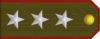 Colonel General rank insignia (North Korean secret police).png