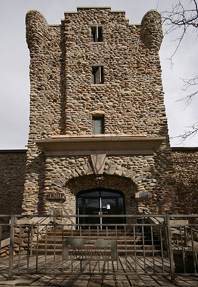 Colorado National Guard Armory
