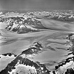 Columbia Glacier, West Branch, Valley Glacier, August 25, 1969 (GLACIERS 1035).jpg