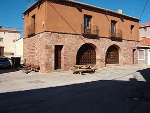 Villar del Salz - Image: Comarca del Jiloca 3