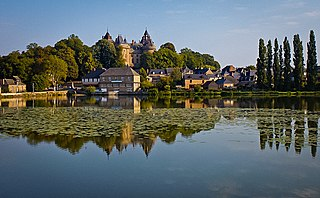 Combourg Commune in Brittany, France
