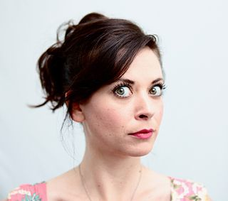 Isabel Fay British comedy writer and performer