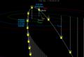 Comet Hyakutake inner solar system 1996.png