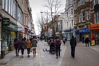 Commercial Street, Newport