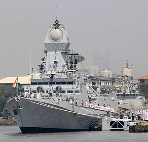 Commissioning of INS Kochi (06).jpg