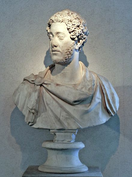 Bust of Commodus from the Palazzo Massimo alle Terme CommodoDaAlbano-MNRPalMassimo.JPG