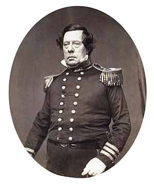 USS Concord (1828) - Matthew C. Perry, first commander of the USS Concord
