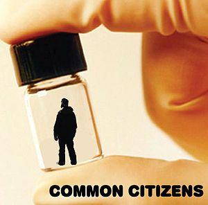 Common Citizens bottle