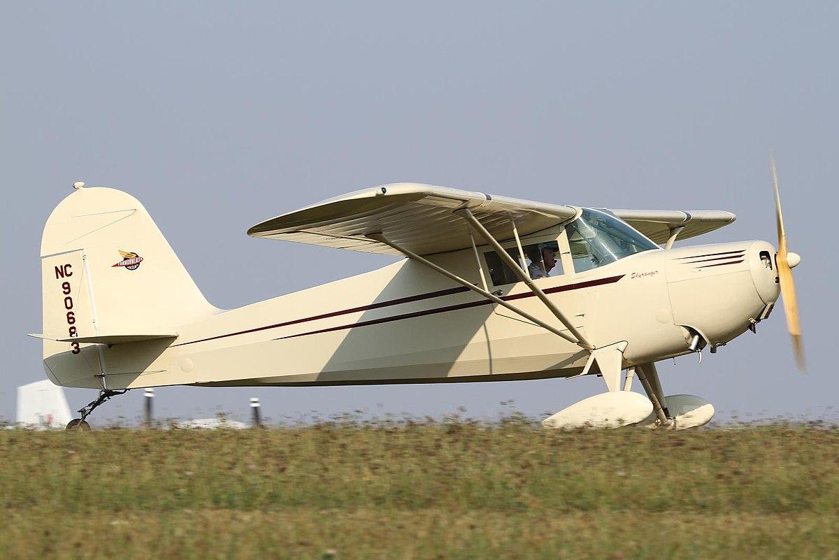 Commonwealth Skyranger - Wikipedia