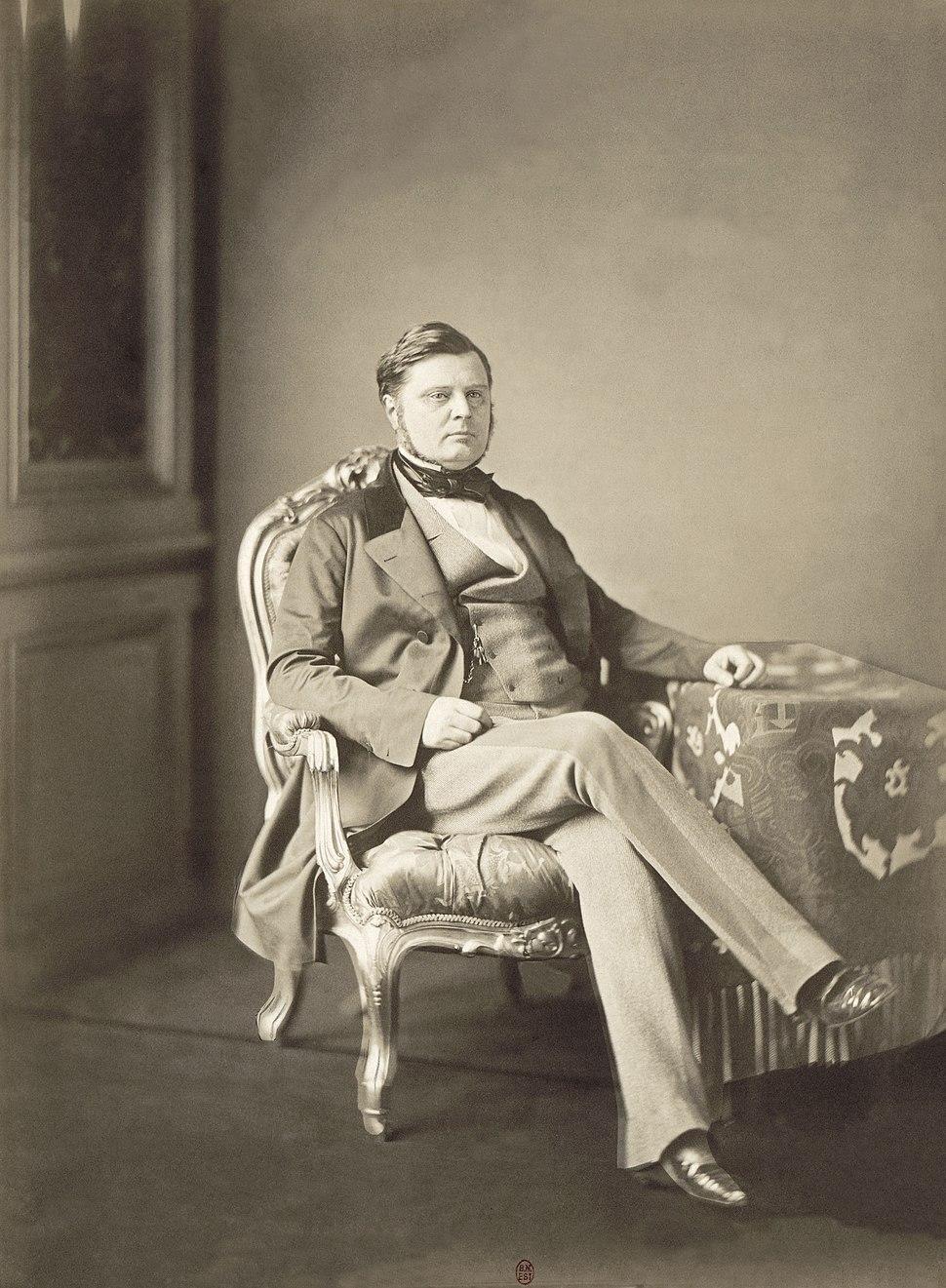 Comte Walewski Congrès de Paris 1856 BNF Gallica