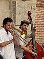 Concert de Jazz al mercat de la Llibertat P1200625.jpg
