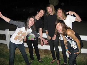 Confide (band) - Confide in 2009.