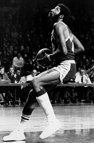 Connie Hawkins - Hawkins as a member of the Los Angeles Lakers