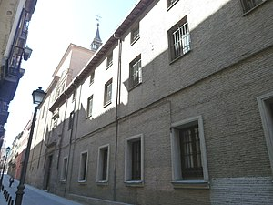 Convent of San Plácido (Madrid) - Image: Convento de San Plácido (Madrid) 01