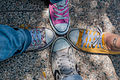 Converse shoes in various colors.jpg