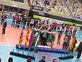 Copa del Rey de Volleyball de 2010 de Zaragoza 1.JPG