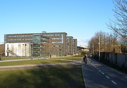 How to get to Copenhagen Business School with public transit - About the place