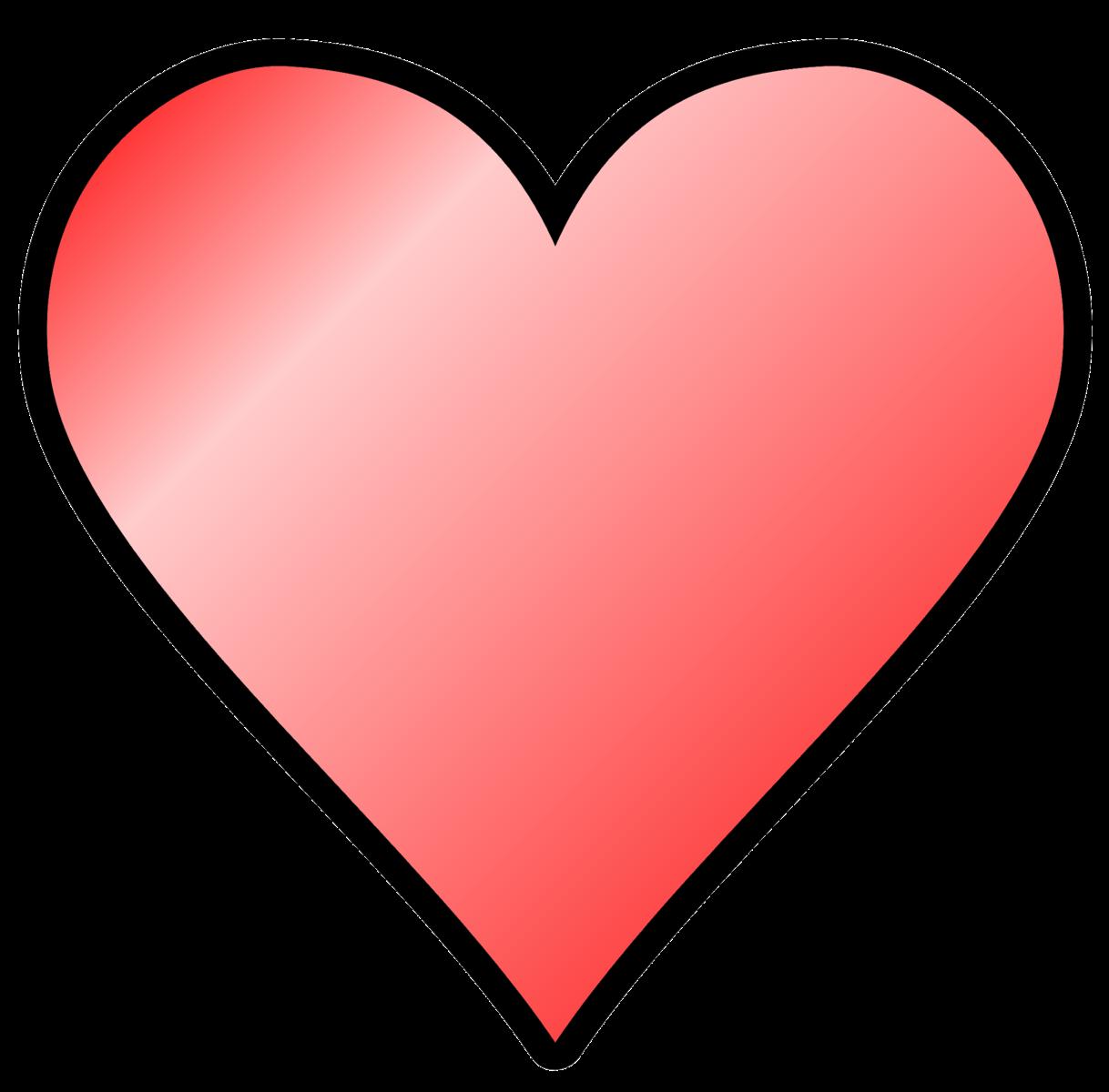 Картинки обычное сердце