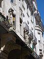 Corbel supported balconies, 2 Sütő Street, 2017.jpg