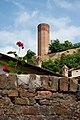 Corneliano d'Alba (Piemonte, Italia), torre decagonale - panoramio (1).jpg