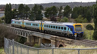 New South Wales Xplorer class of Australian diesel multiple unit